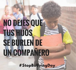 #STOPBullyingDay