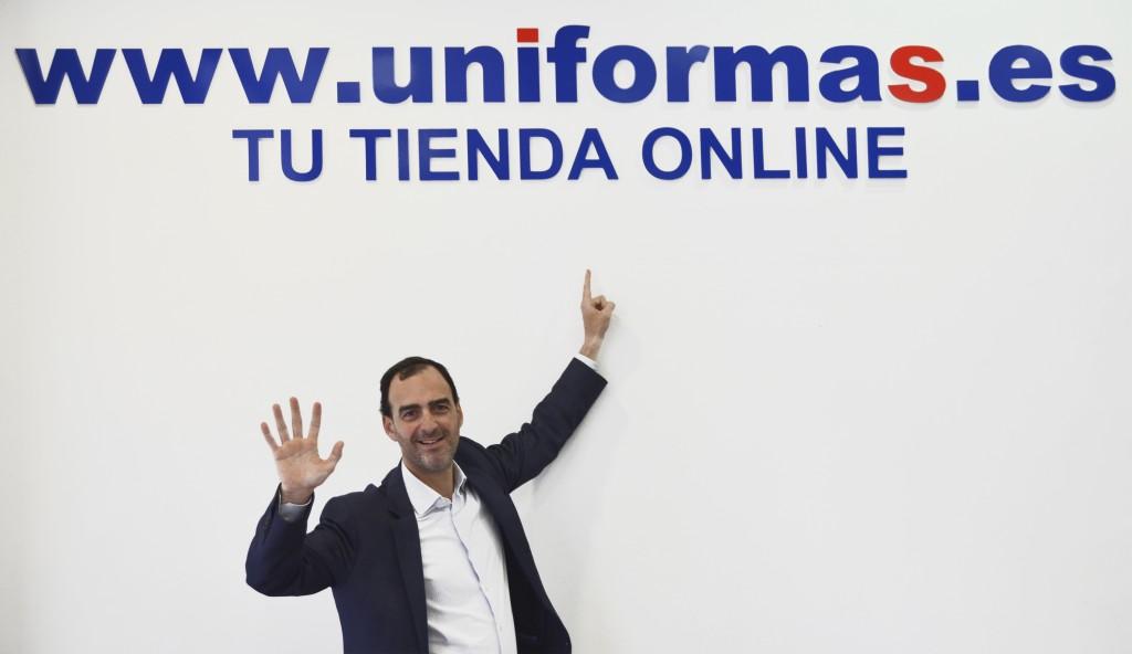 Emilio Lorenzo - Director Comercial Uniformas