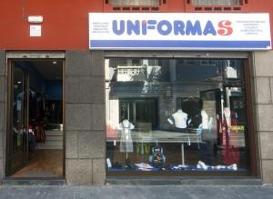 Uniformas Santa Cruz de Tenerife