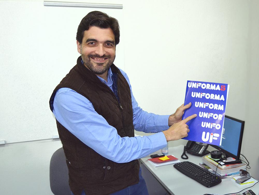 Raúl Lorenzo - Director Financiero y de Administración Uniformas