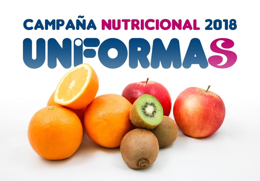 Uniformes Uniformas Campaña Nutricional 2018